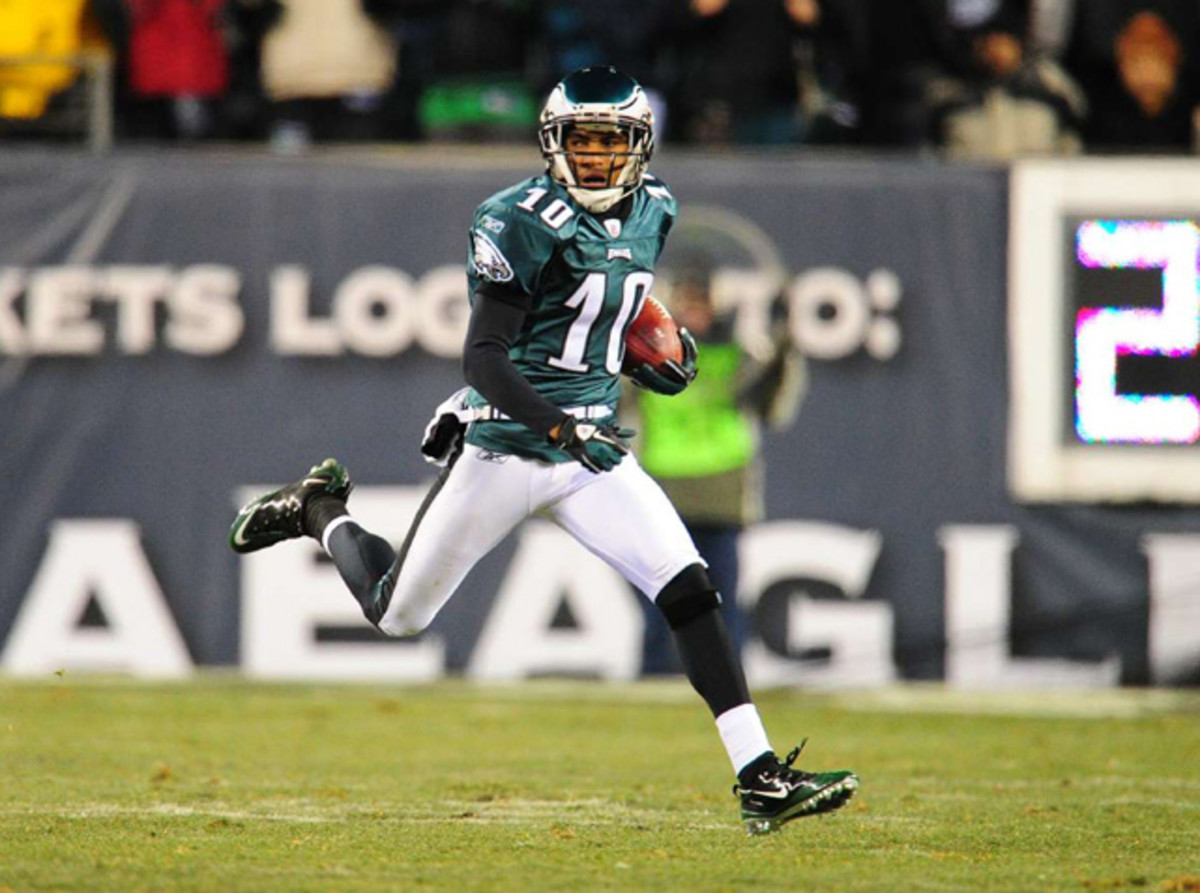 DeSean Jackson, Eagles