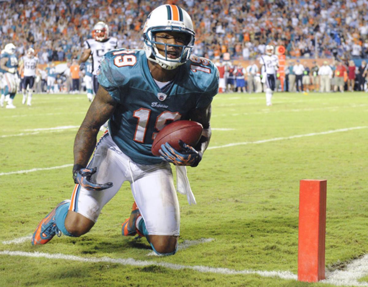 Brandon Marshall, Dolphins