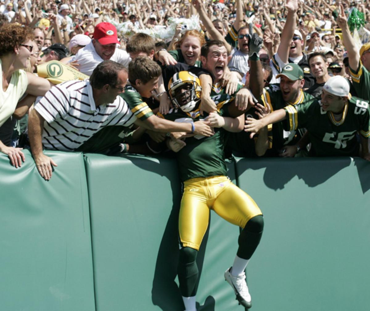 Greg Jennings, Packers