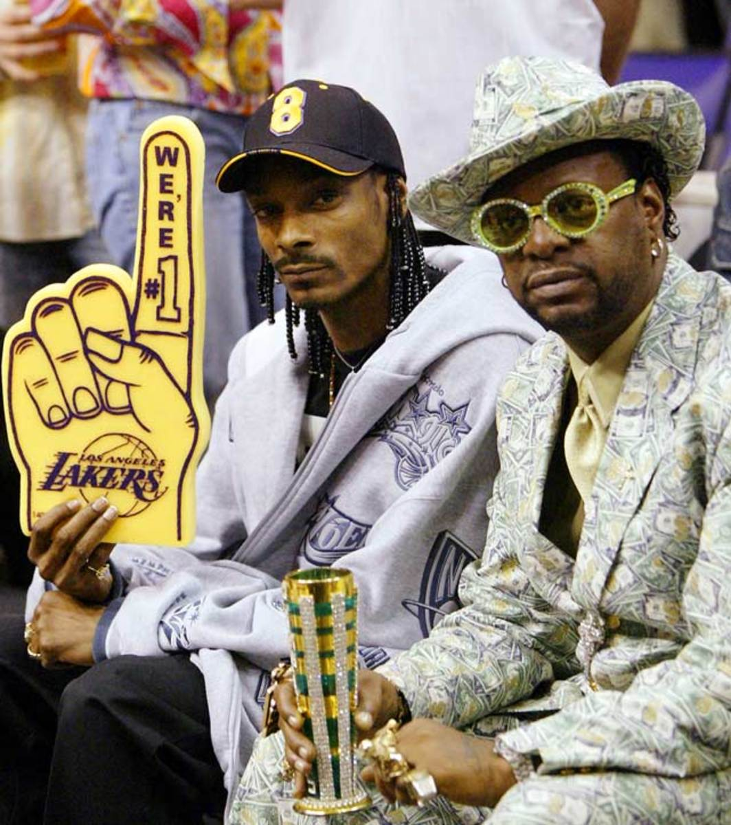 Snoop Dogg | L.A. Lakers
