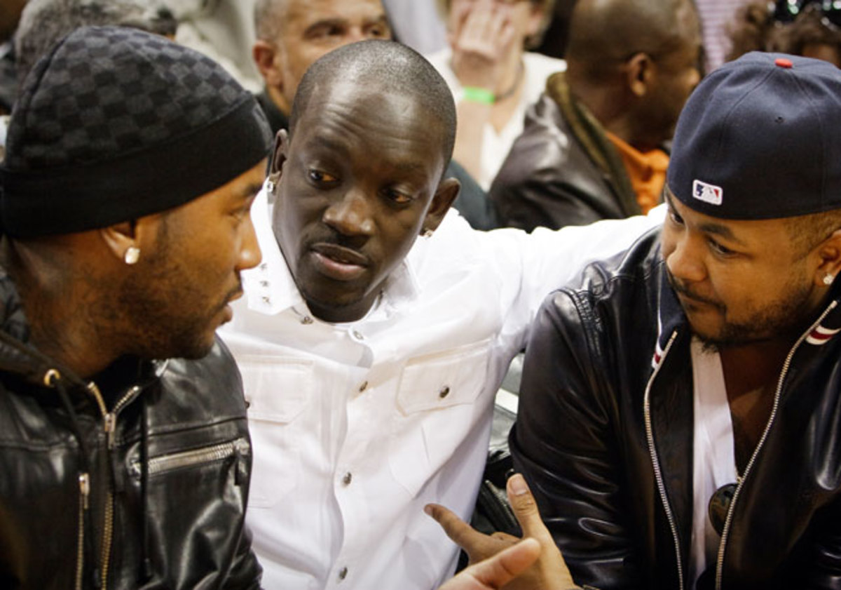 Akon, The Dream, Young Jeezy | Hawks