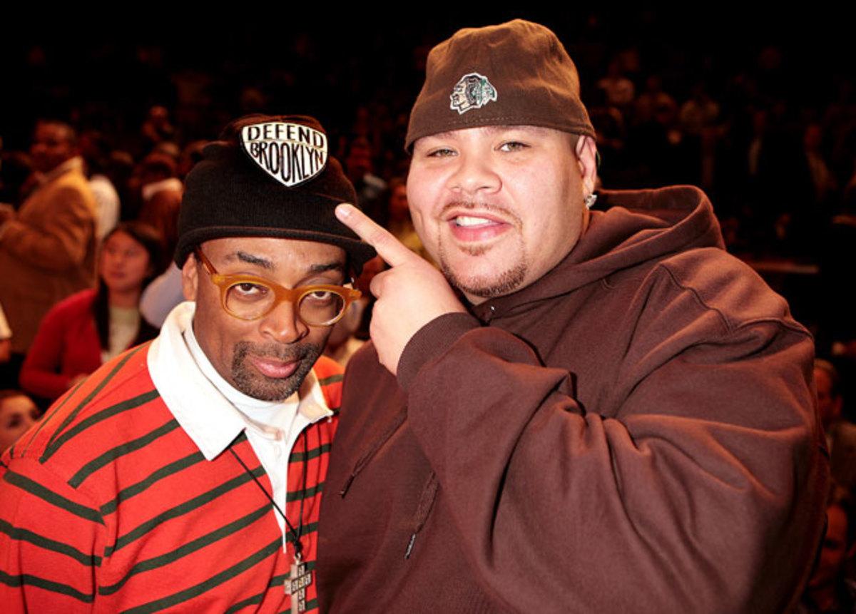 Fat Joe | New York Knicks
