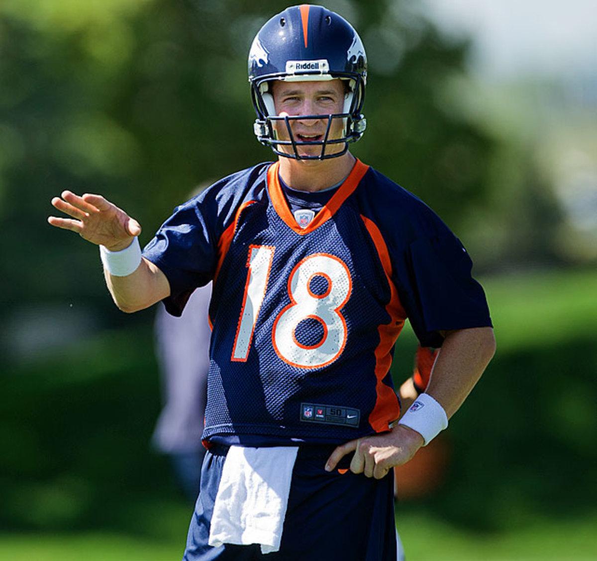 Peyton Manning, QB
