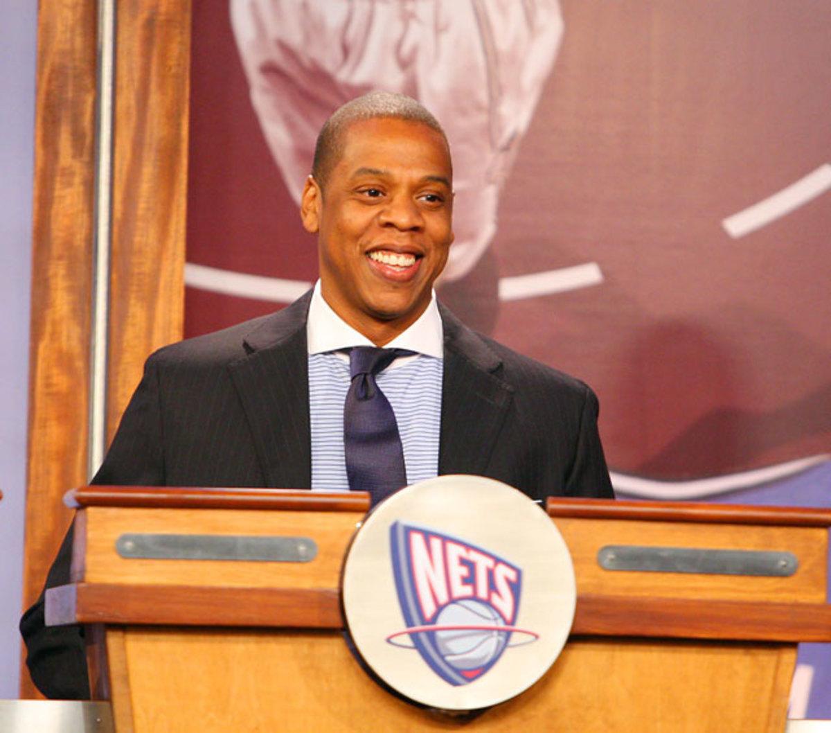 Jay-Z | New Jersey Nets