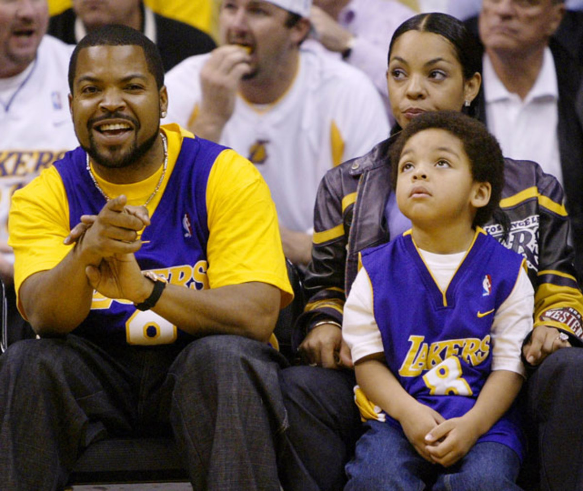 Ice Cube | L.A. Lakers