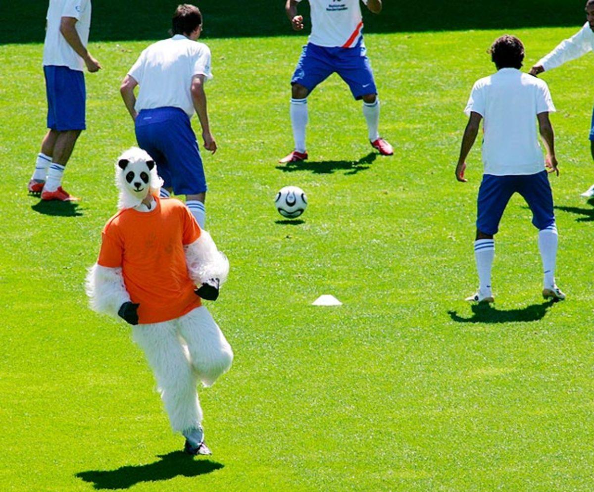 Netherlands Men's Soccer Team