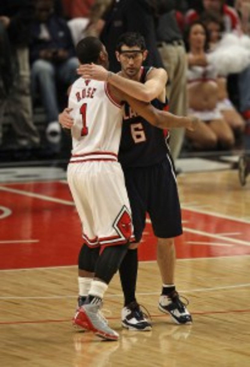Derrick Rose says he recruited Kirk Hinrich back to the ...