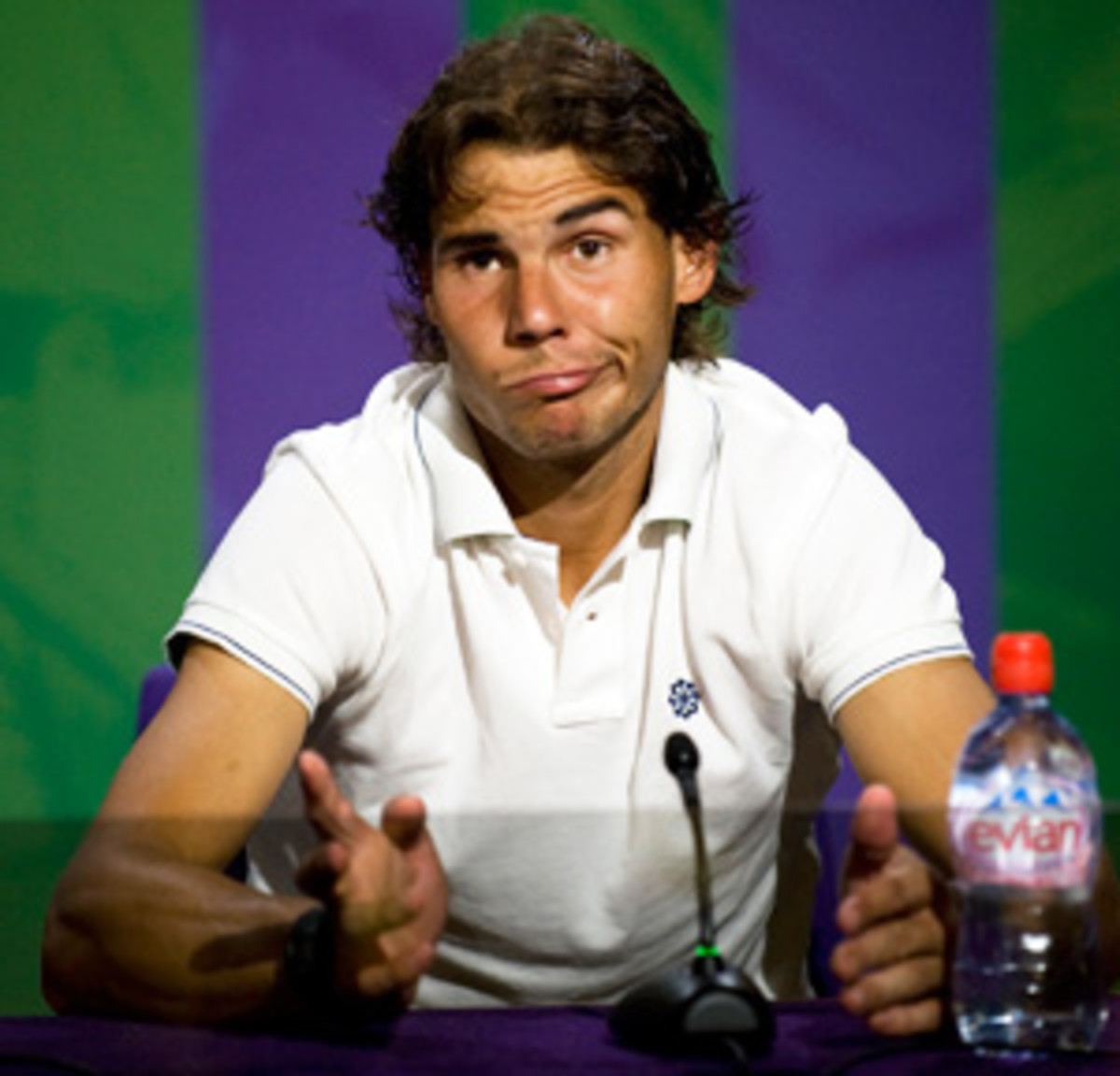 Rafael Nadal Wimbledon 2012