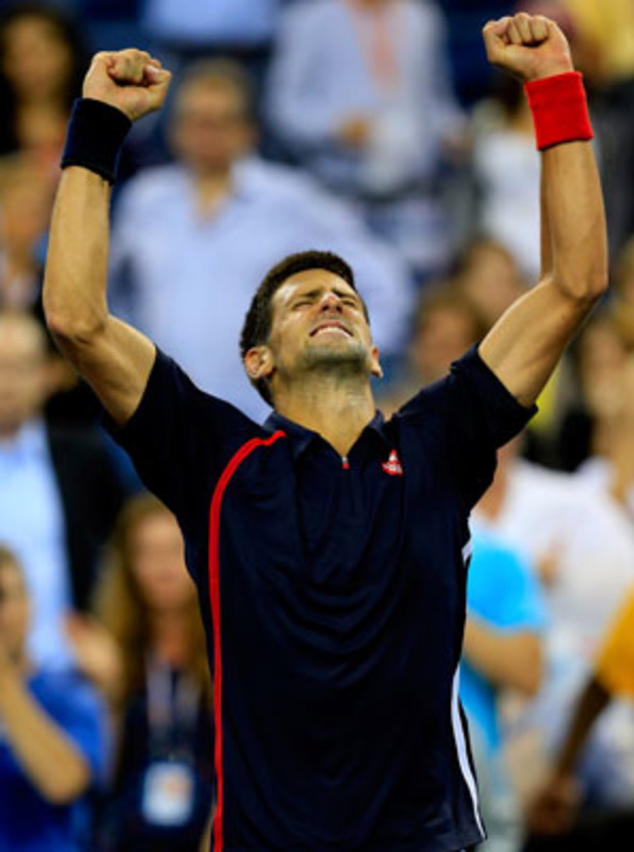 With no Roger Federer or Rafael Nadal, Novak Djokovic is the clear U.S. Open favorite.