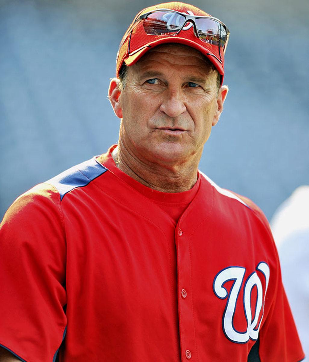 Jim Riggleman quits