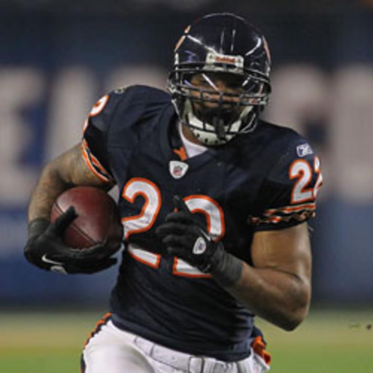 Matt Forte, Chicago Bears