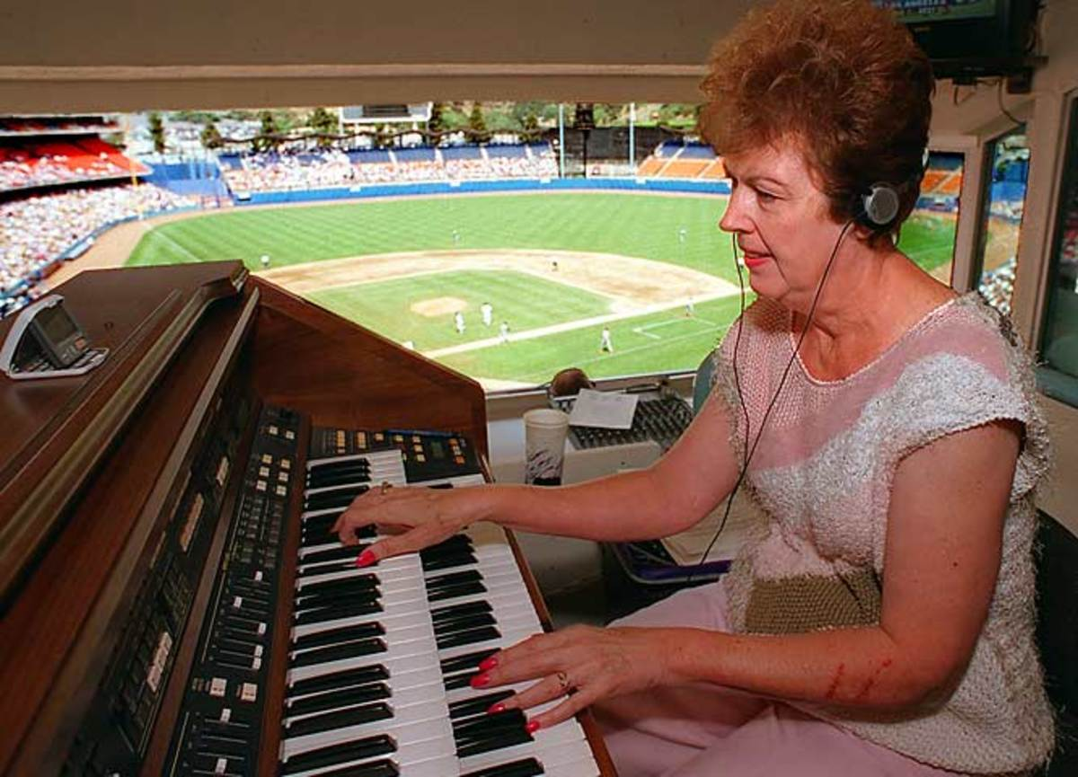 Ballpark Organs