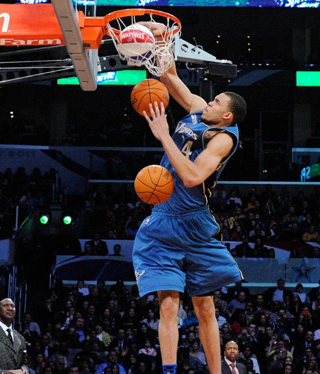 JaVale McGee, Wizards
