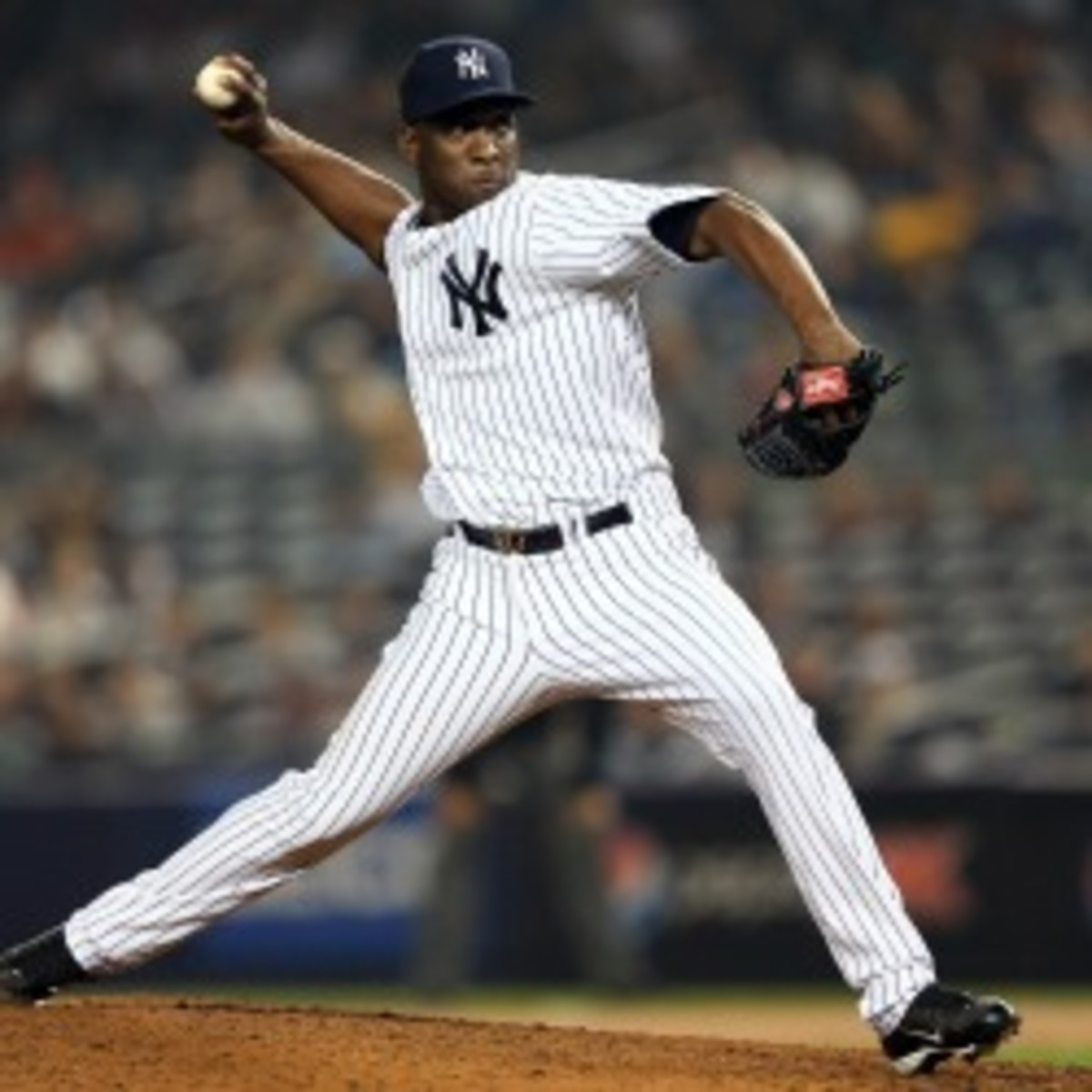 on October 2, 2012 at Yankee Stadium in the Bronx borough of New York City.