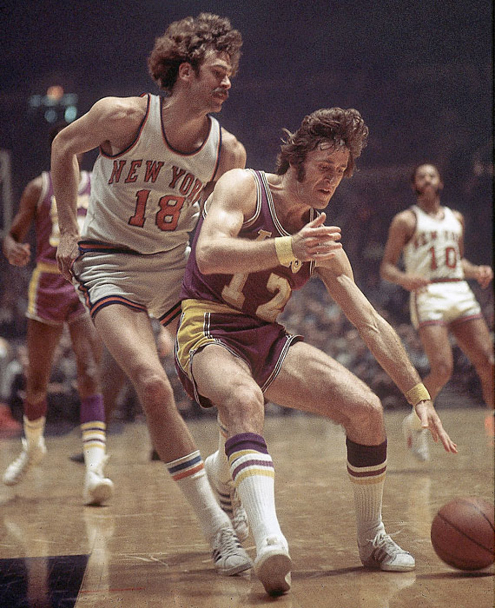 Phil Jackson and Pat Riley