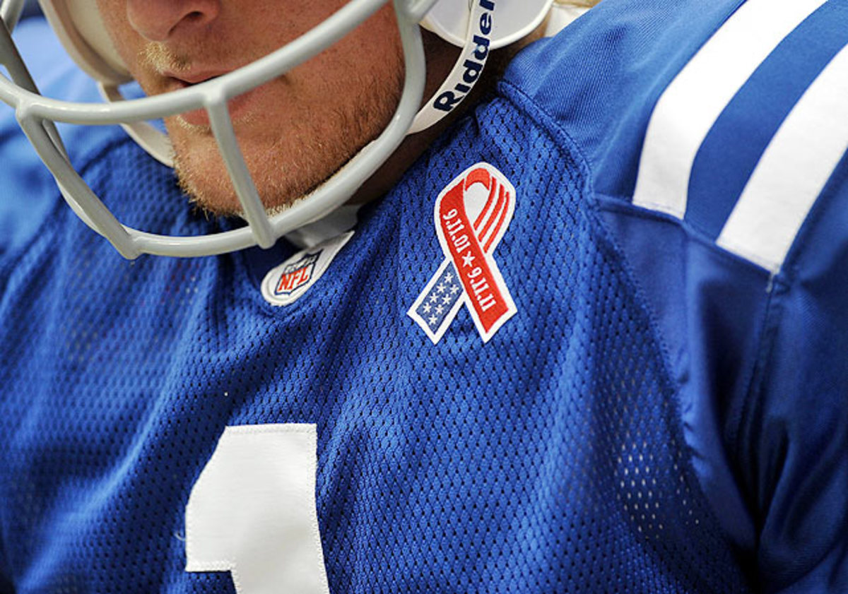 Colts P Pat McAfee