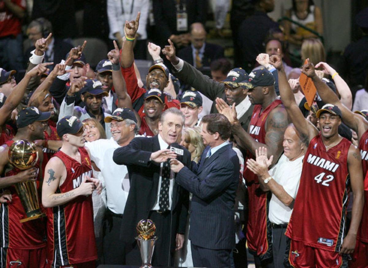 Pat Riley and Miami Heat