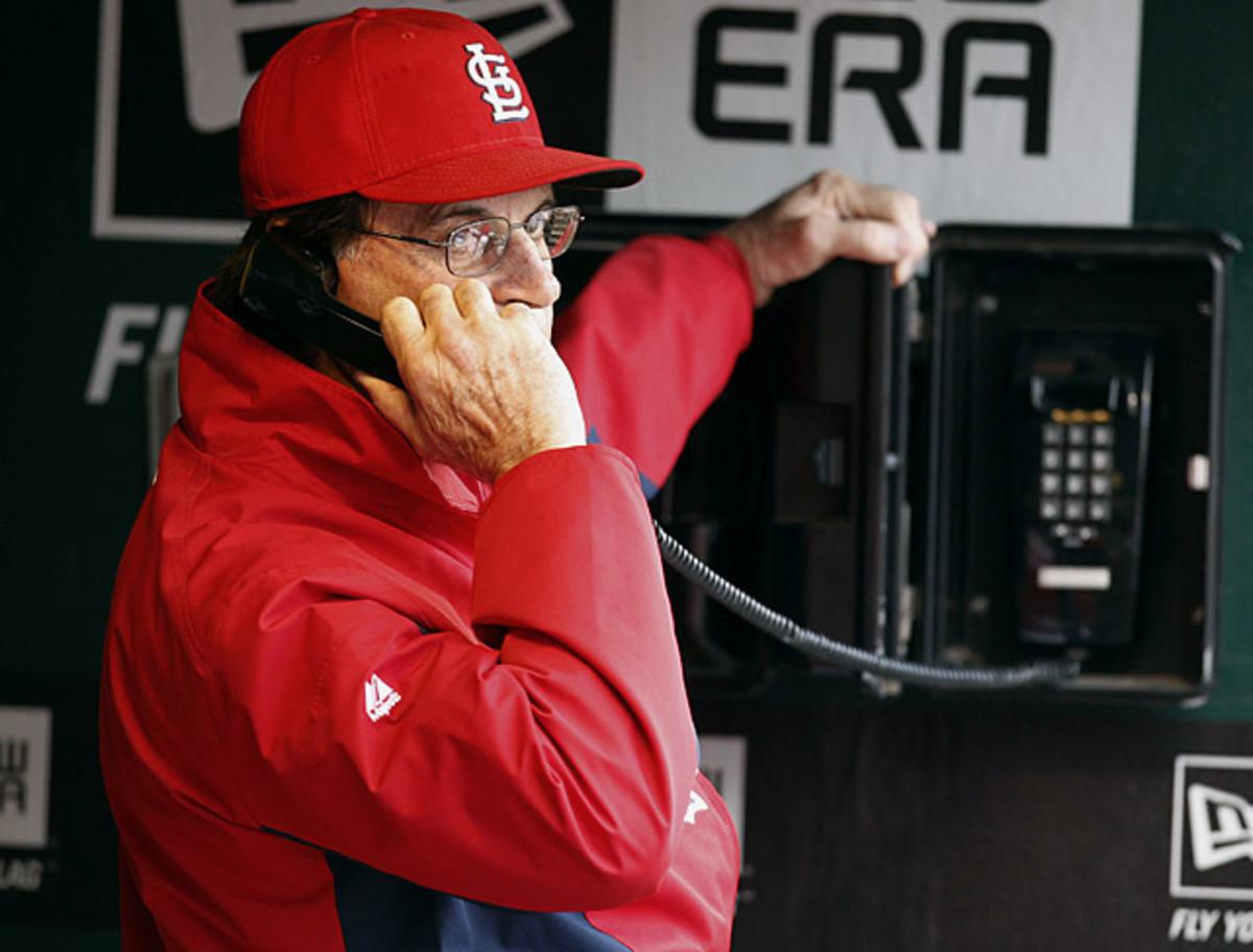 Tony La Russa's phone
