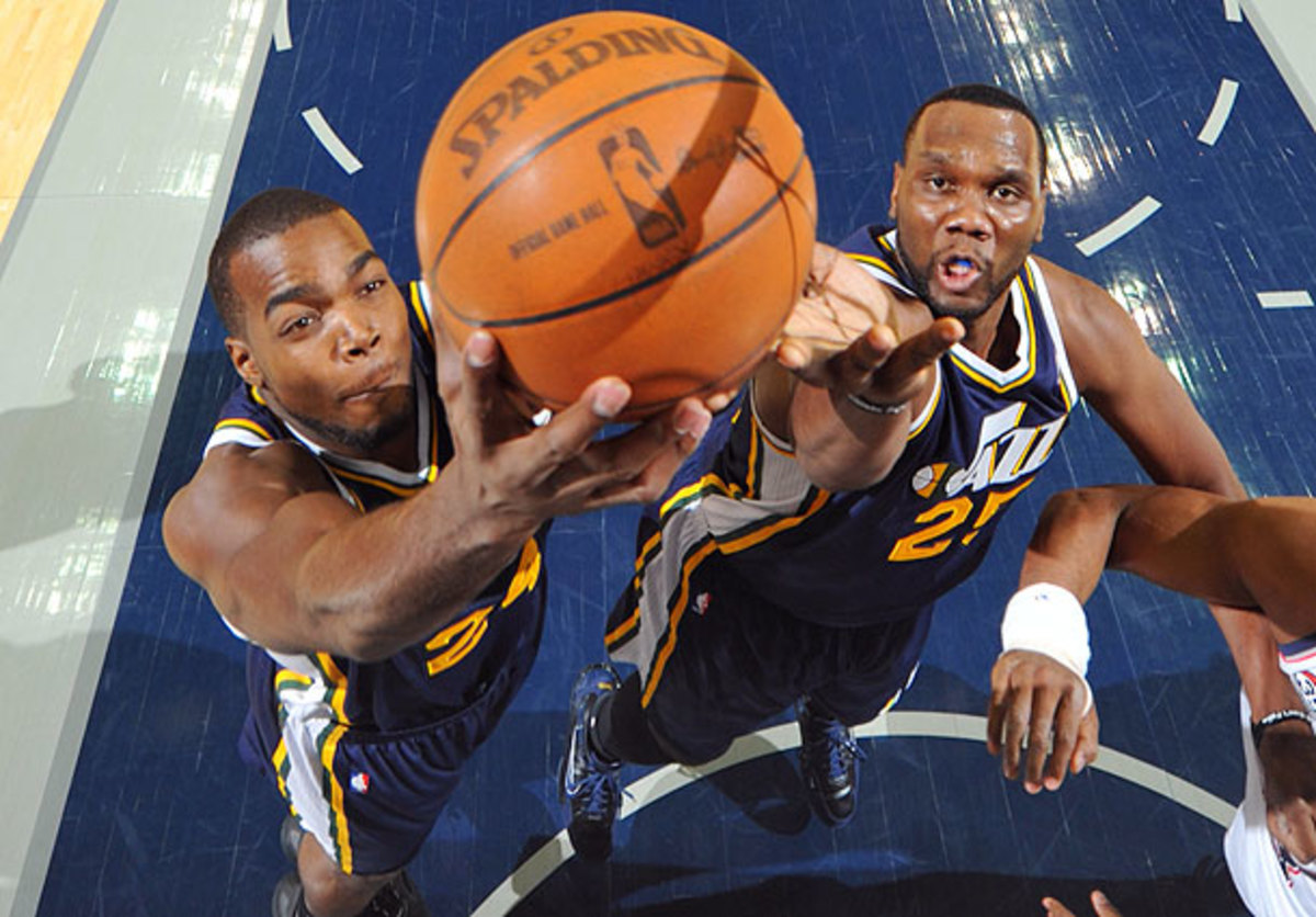 Paul Millsap, Al Jefferson