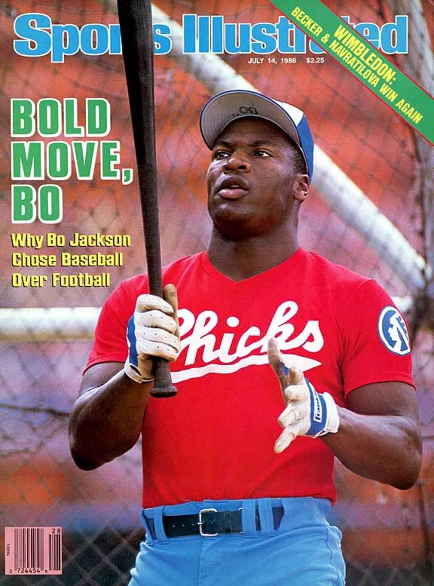 Bo knows baseball
