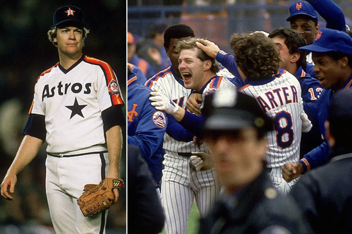 Mets-Astros: Classic NLCS