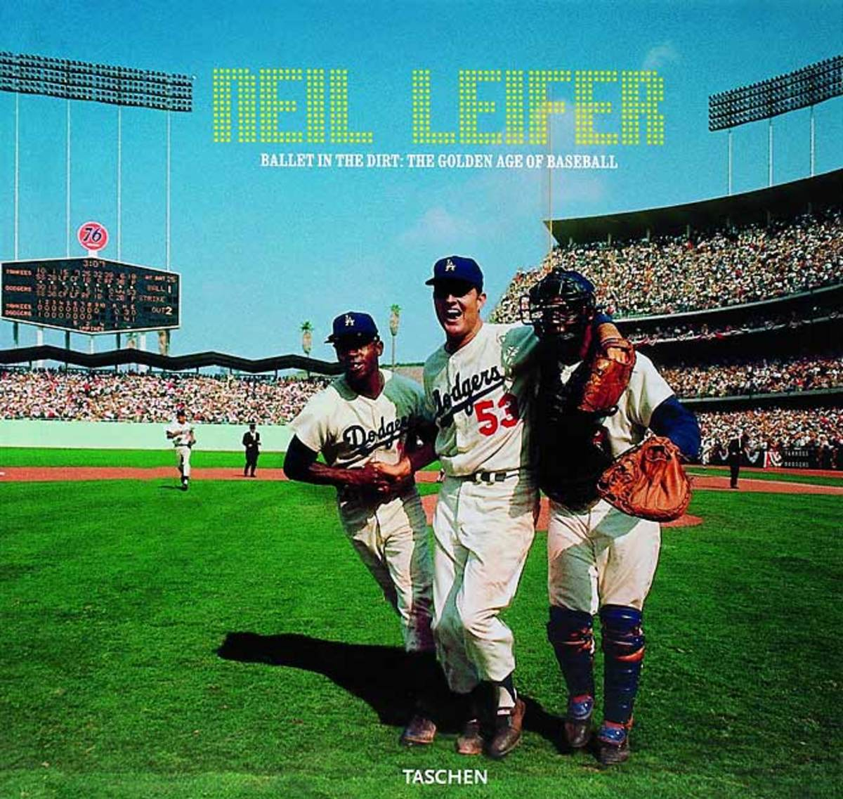 Ballet In The Dirt: The Golden Age Of Baseball