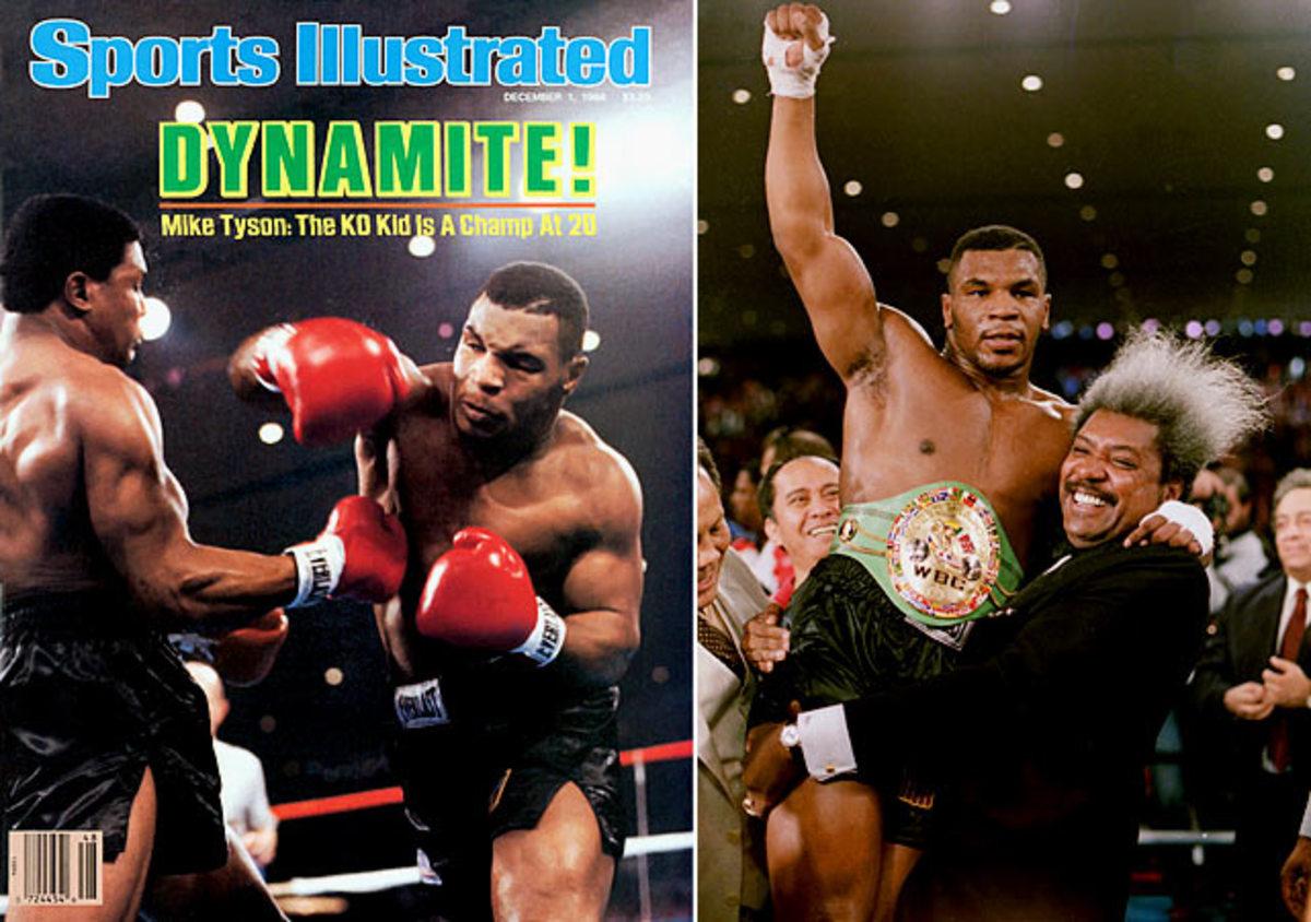 Tyson reaches top
