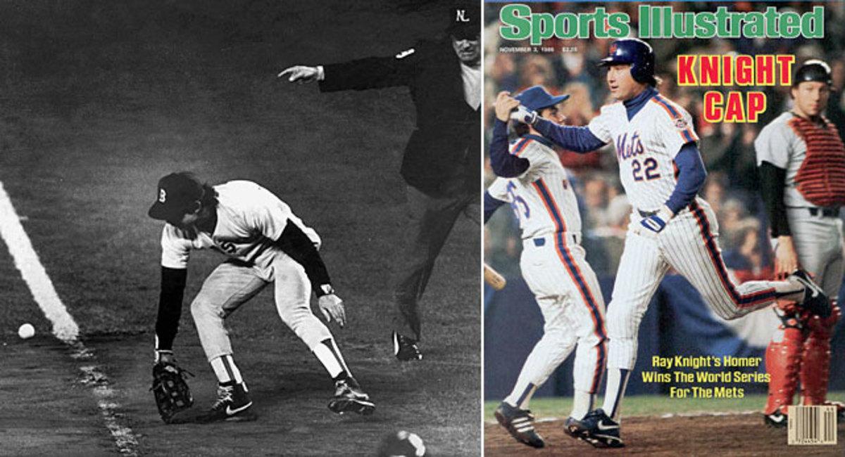 Mets win epic World Series
