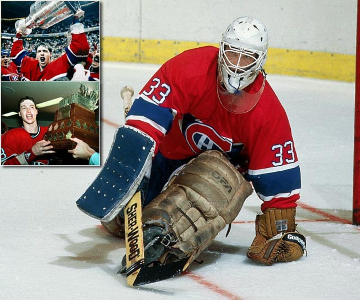 Roy lifts Canadiens