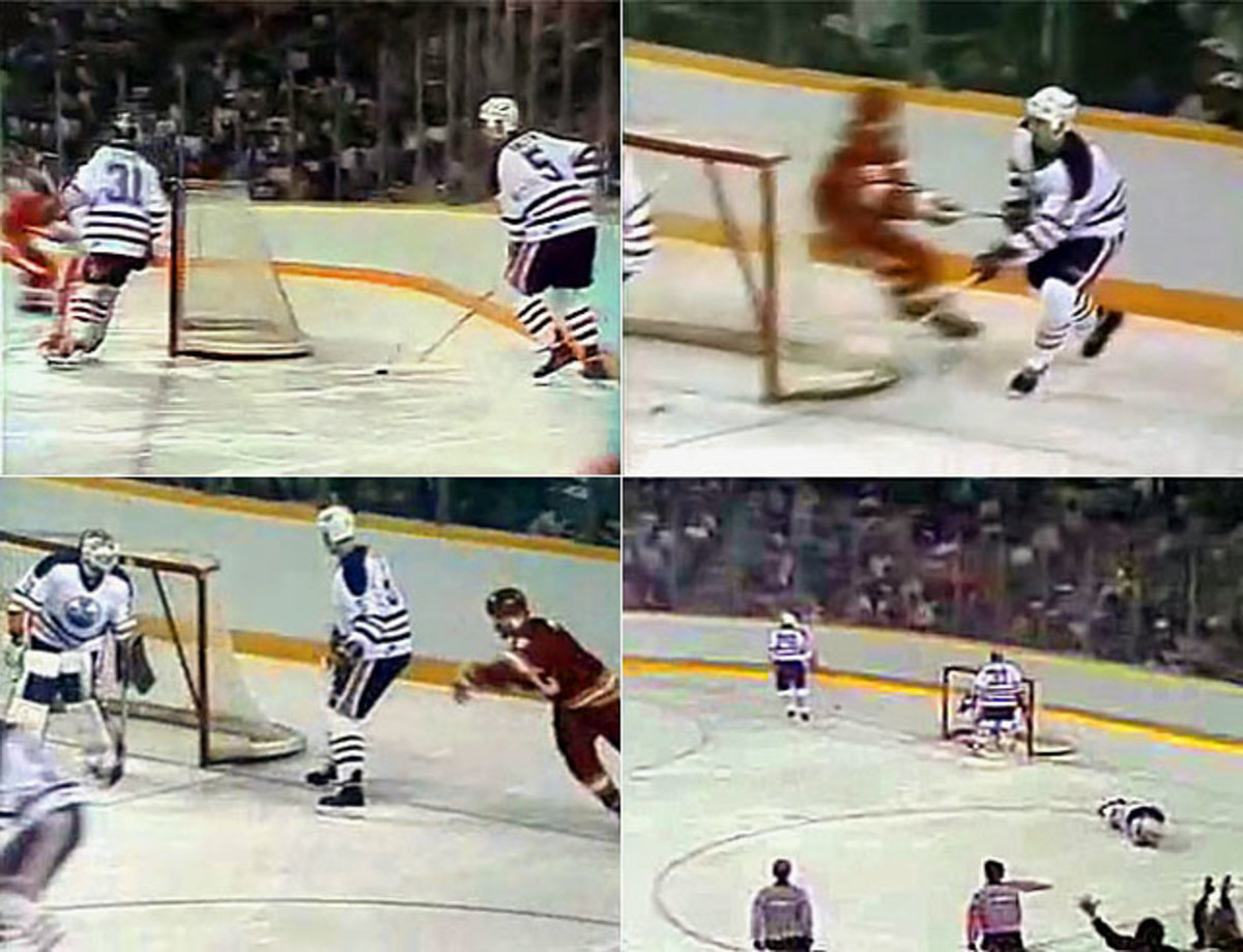 Own goal dooms Oilers