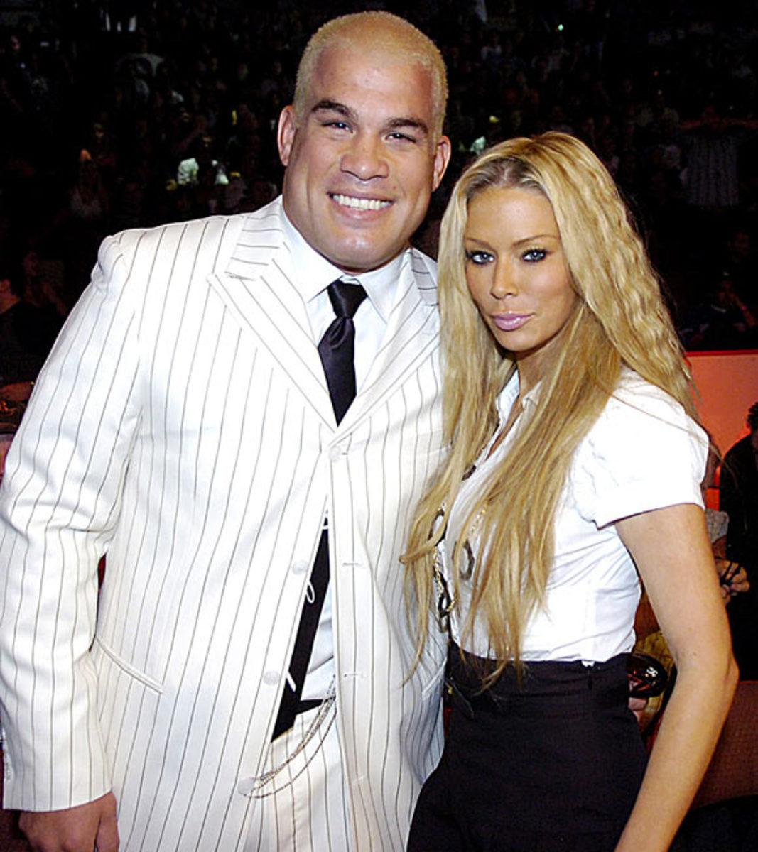 Tito Ortiz and Jenna Jameson
