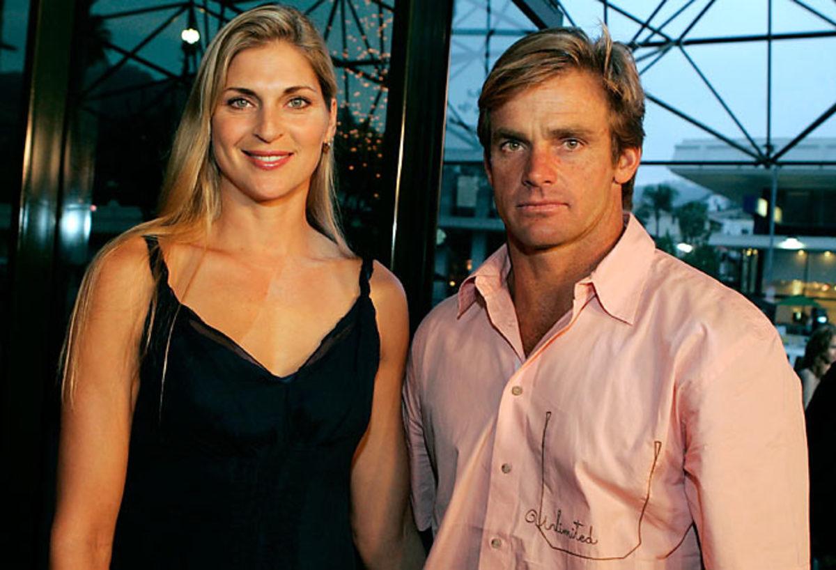 Gabriela Reese and Laird Hamilton