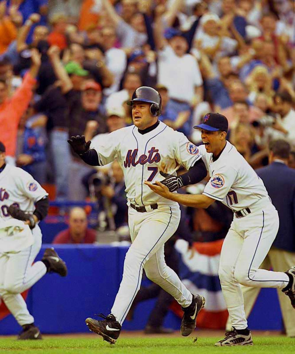 Mets-Diamondbacks, Game 4