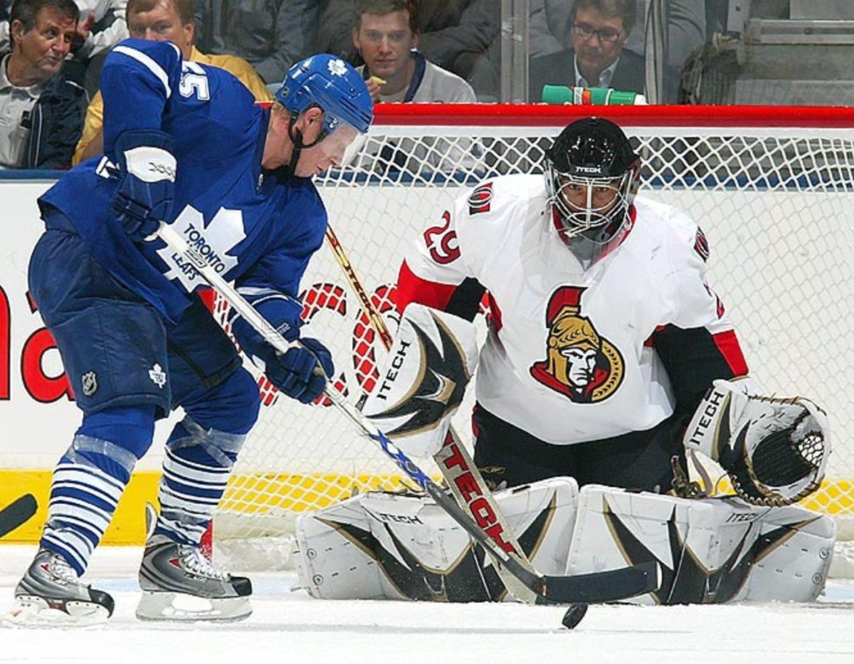 Senators 4, Maple Leafs 3 (OT)