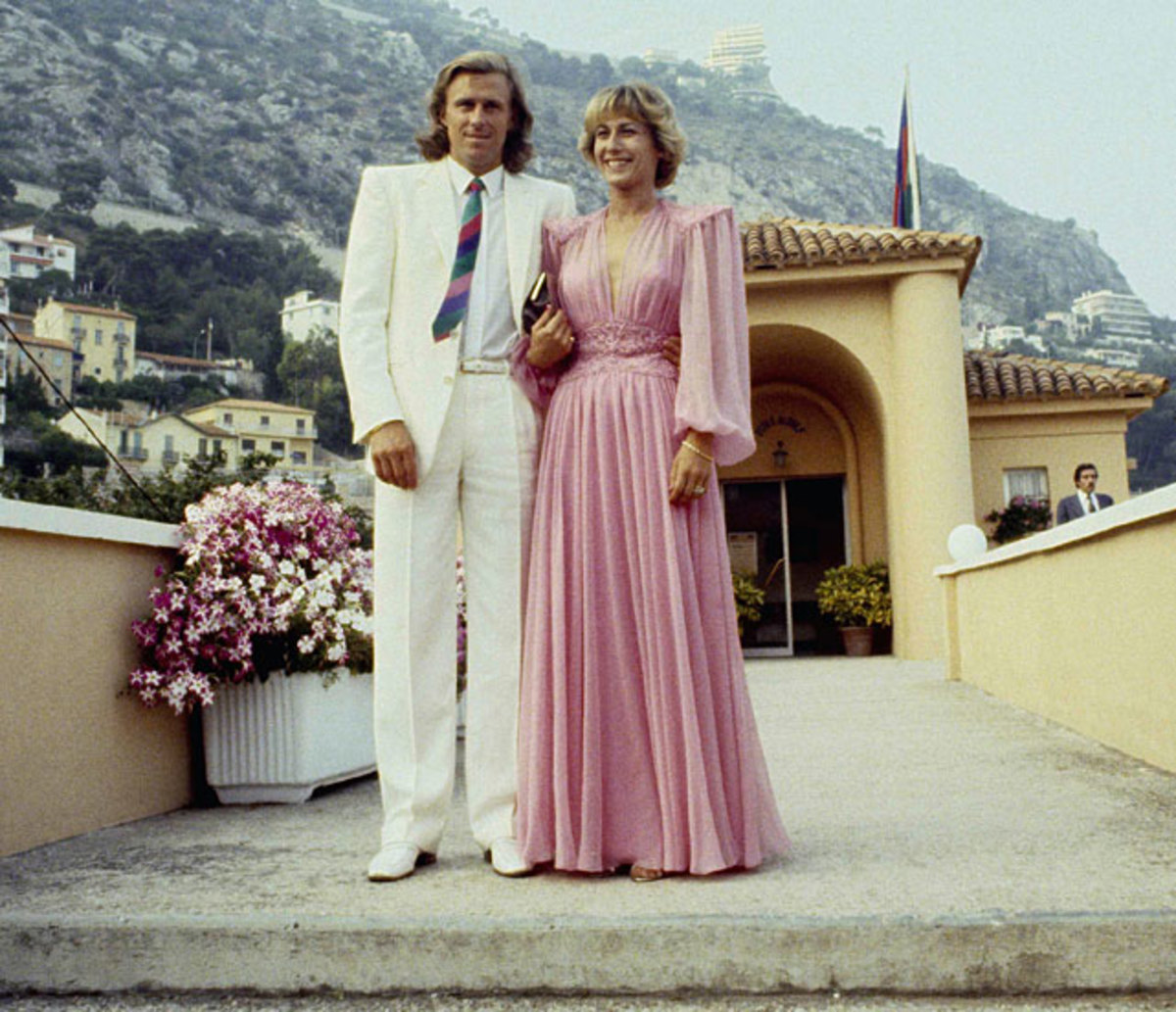 Björn and Mariana Borg