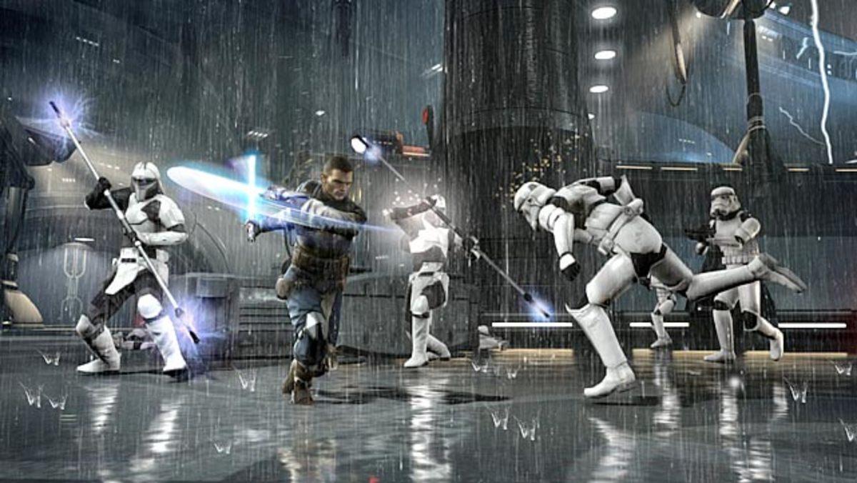 Star Wars: Force Unleashed II