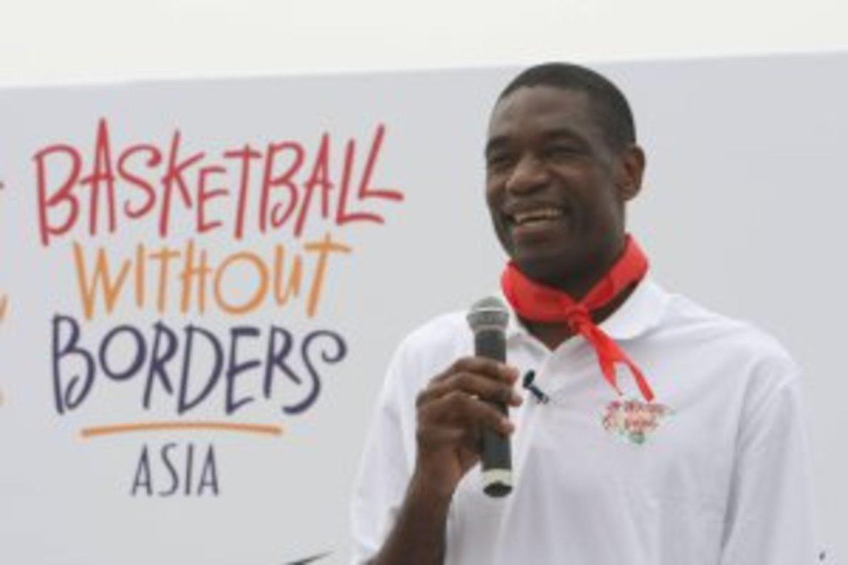 NBA Cares Community Outreach Program