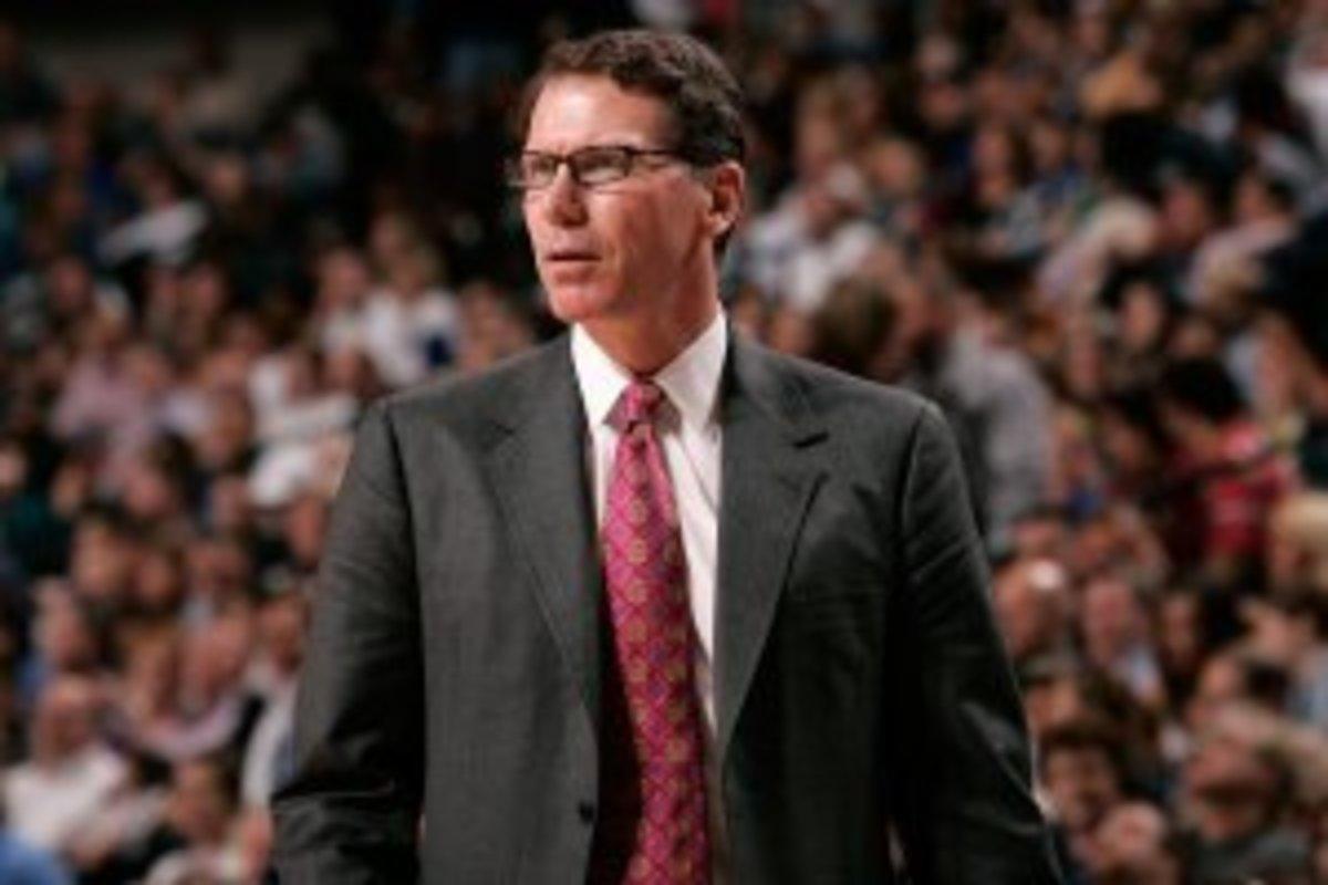 New Jersey Nets v Dallas Mavericks