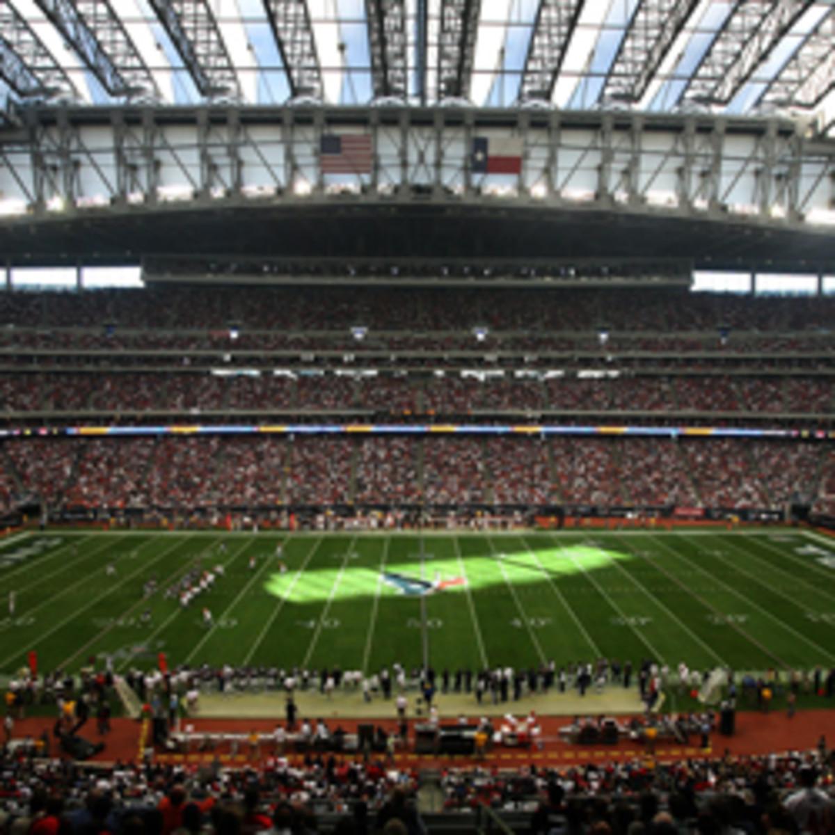 Reliant Stadium, Houston