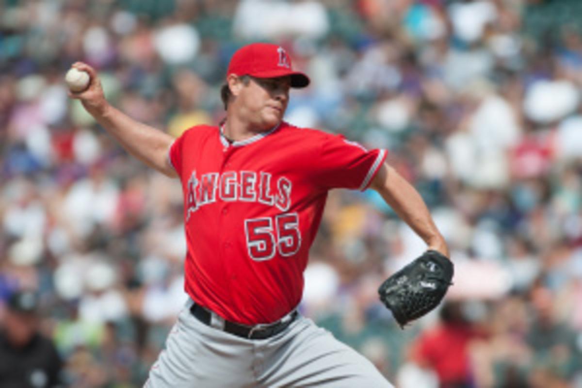 Los Angeles Angels of Anaheim v Colorado Rockies