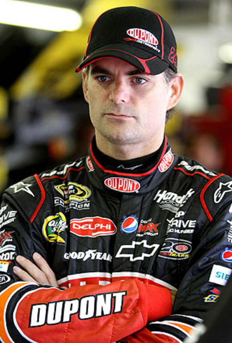 Jeff Gordon has nine victories and 18 top-fives in 39 career starts at Watkins Glen and Sonoma.