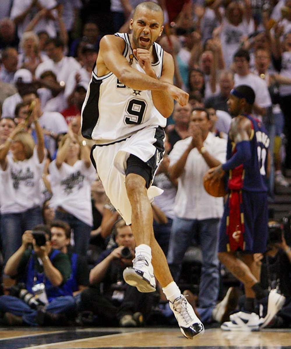 Spurs 85