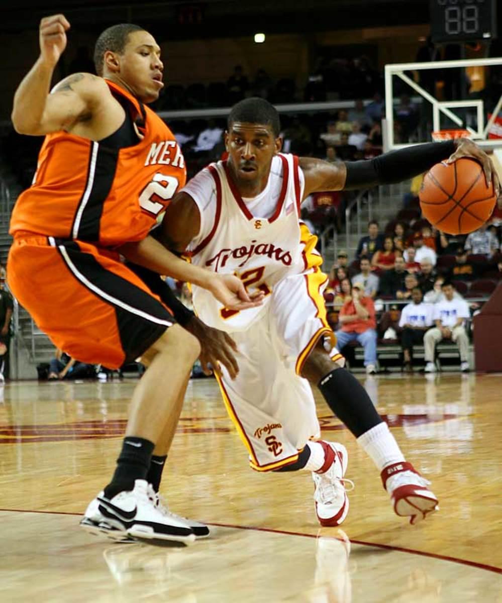 Mercer over USC