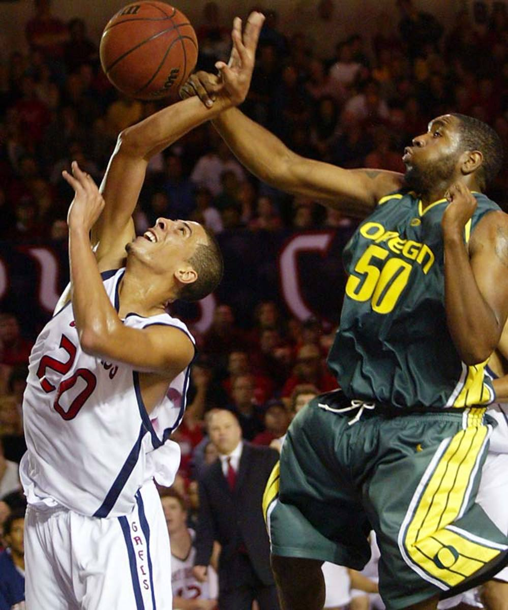 St. Mary's over Oregon