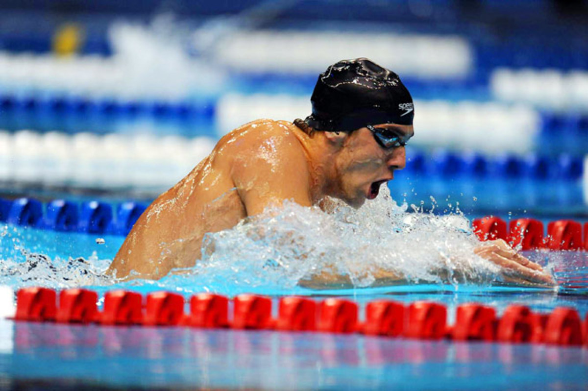 Michael Phelps (U.S.)