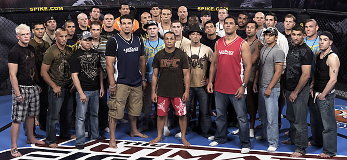 The Ultimate Fighter 8
