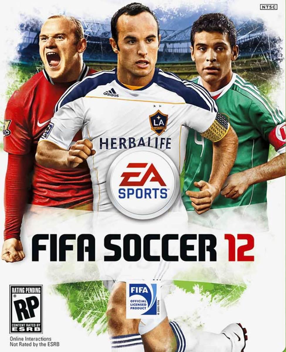 FIFA Soccer 12: Three's Company