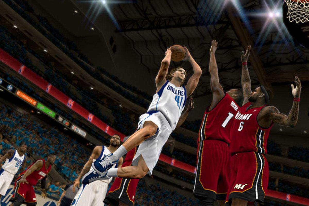 Hands On: NBA 2K12