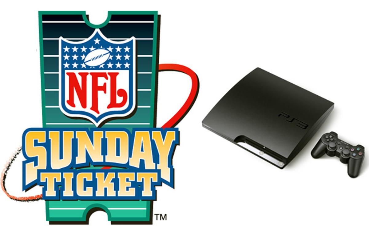 NFL Sunday Ticket on PSN