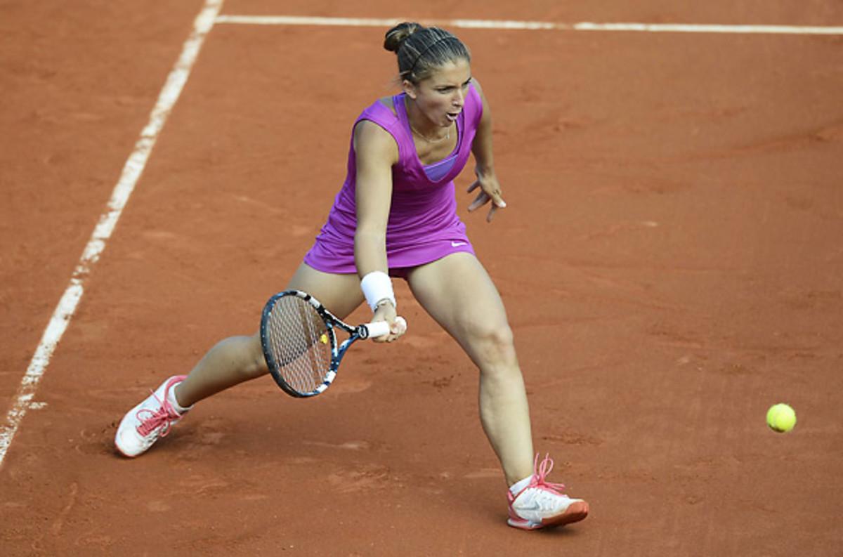 Sara Errani French Open